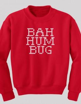 BahHumbug-sweatshirt-red