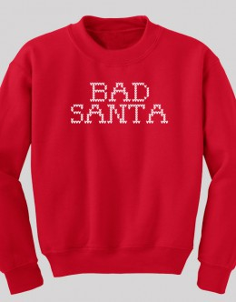 bad-santa-sweatshirt-red