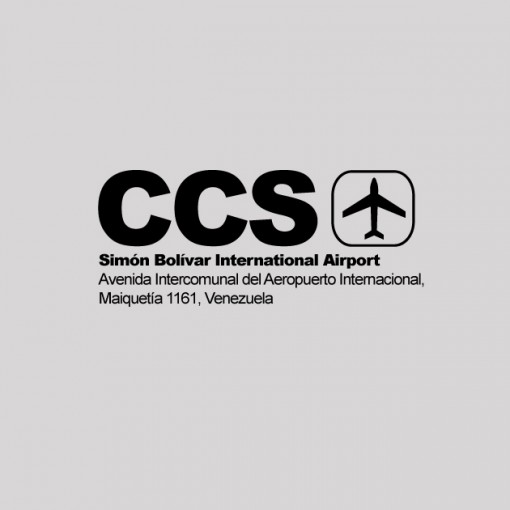 CCS - Caracas Airport Code T-shirt