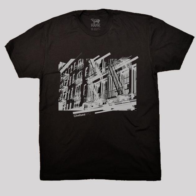 Chelsea NY T-Shirt